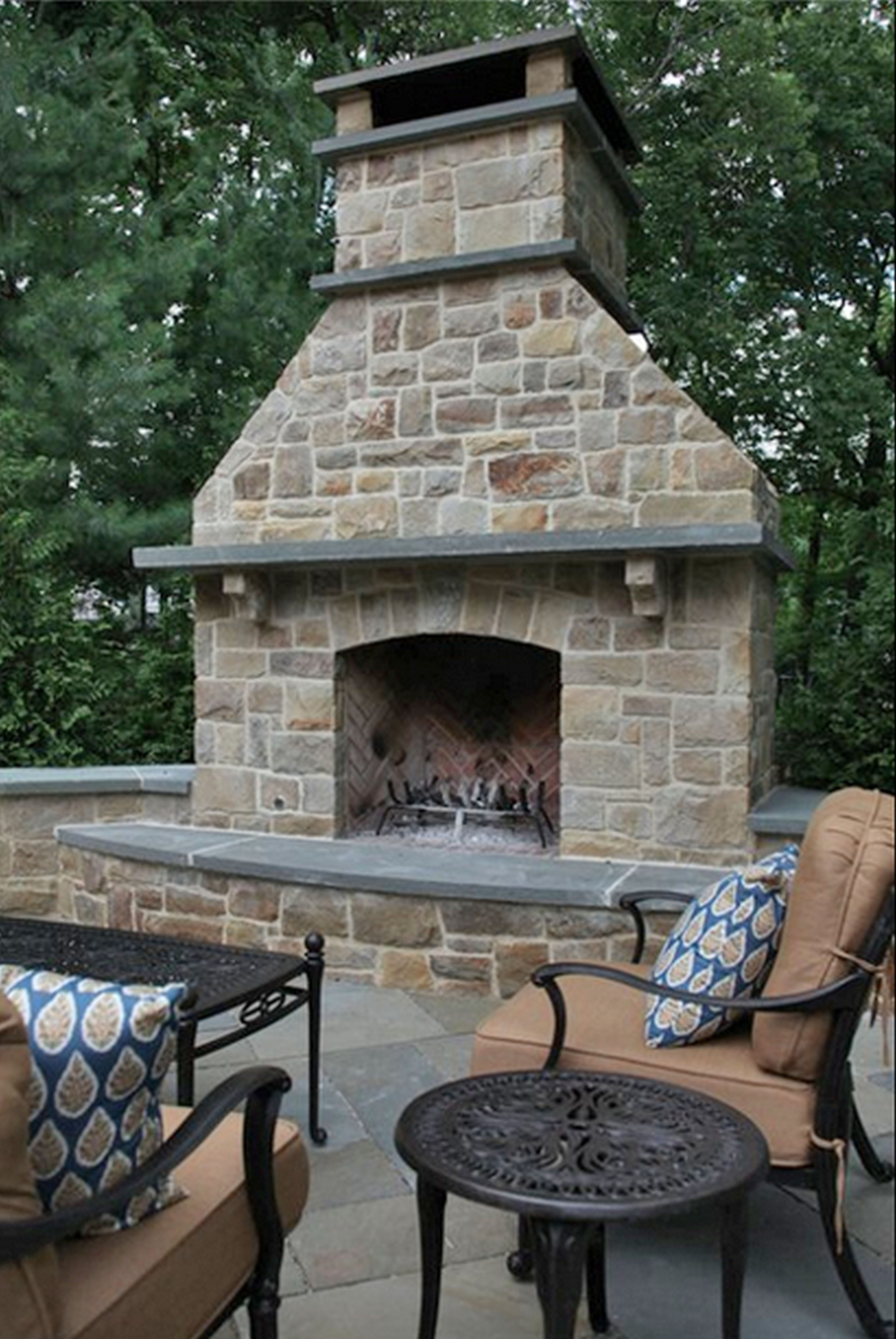 Fireplaces Photo Gallery Torrison Stone Amp Garden Connecticut