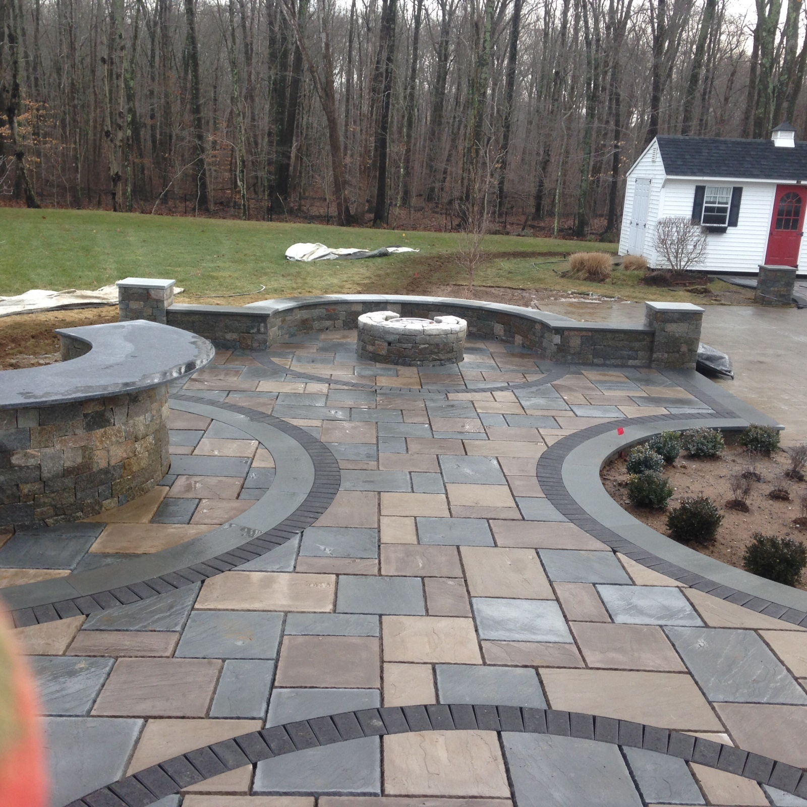 Patios Bluestone Pavers Photo Gallery Torrison Stone