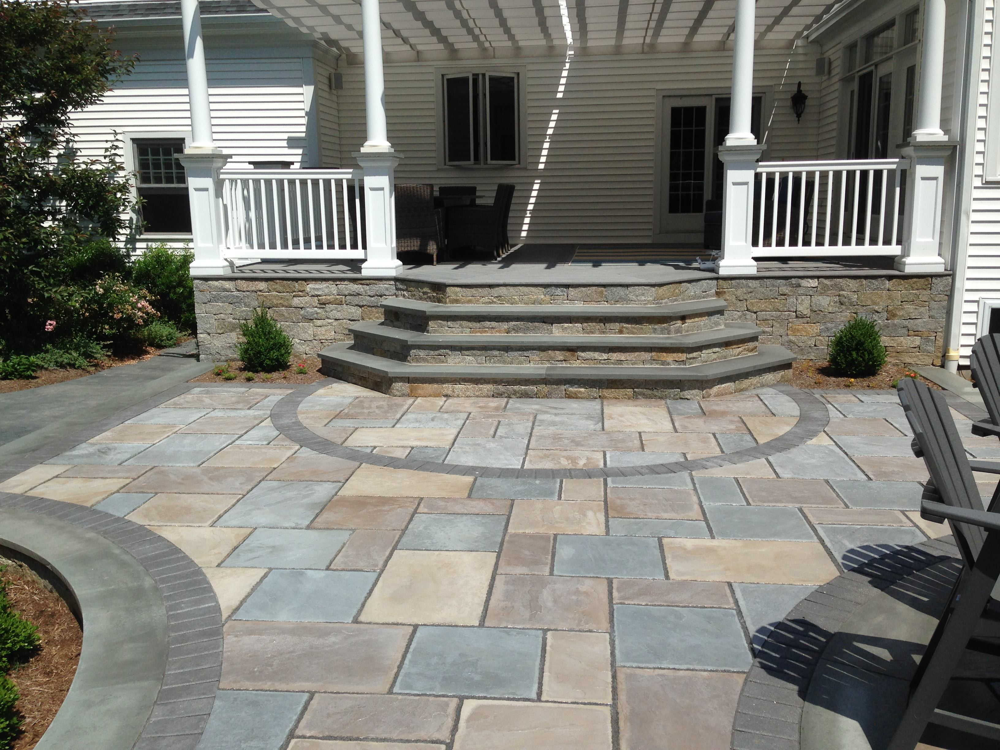 Steps|Refacing|Veneers|Front Stoop|Portfolio|Torrison ... on Small Backyard Stone Patio Ideas id=72549