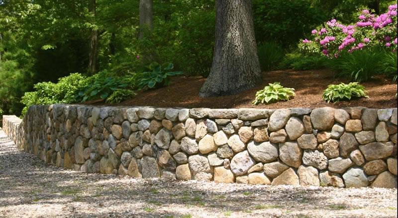 Retaining Walls Decorative Stone Torrison Stone Garden Durham Ct