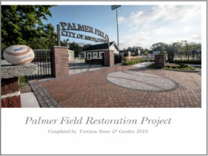 Palmer Field Brochure cover